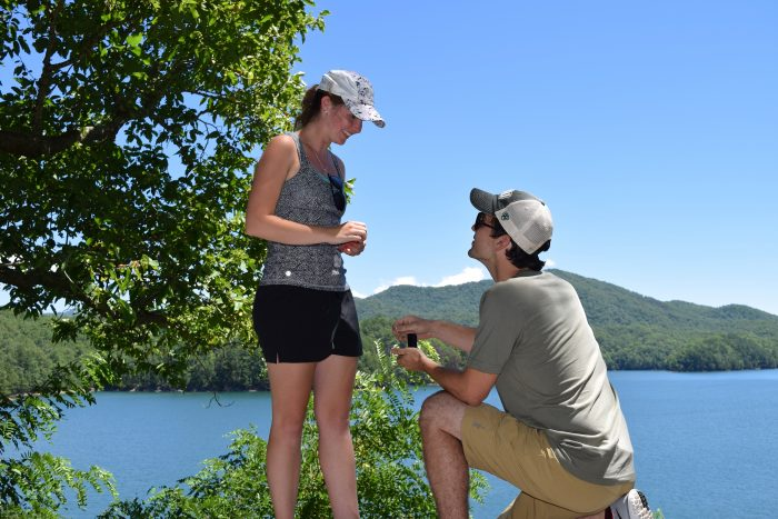 Proposal Ideas Fontana Dam, North Carolina