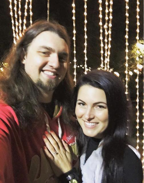 Marriage Proposal Ideas in Phoenix Botanical Gardens - Arizona