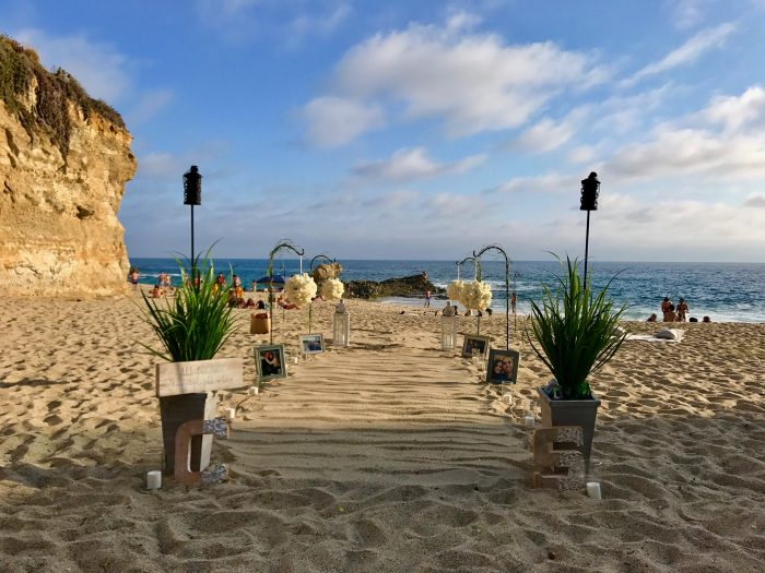 Marriage Proposal Ideas in Laguna Beach, CA