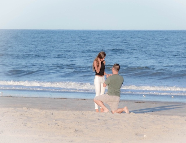 Wedding Proposal Ideas in Brigantine Beach, New Jersey