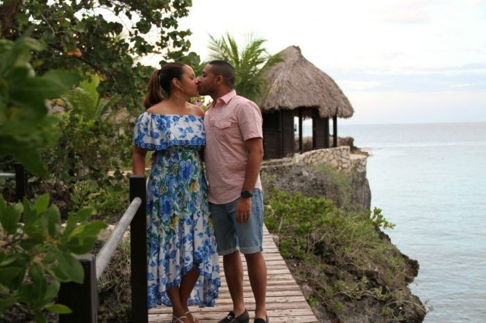 Marriage Proposal Ideas in Rockhouse Hotel, Negril, Jamaica