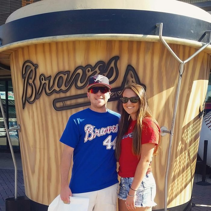 Where to Propose in The Charlotte knights stadium