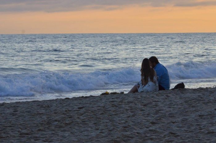 Marriage Proposal Ideas in Crystal Cove, Laguna Beach