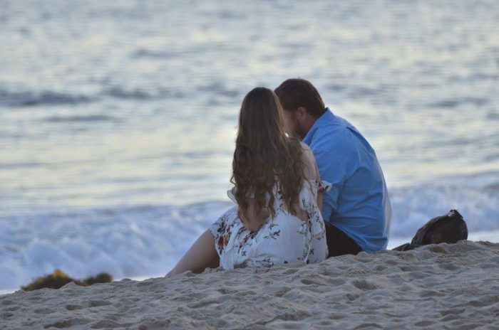 Where to Propose in Crystal Cove, Laguna Beach