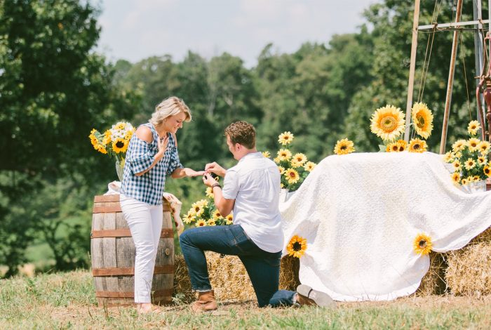 Bailey's Proposal in Kentucky