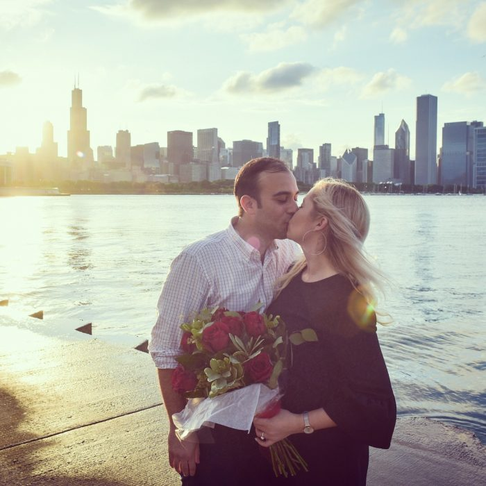 Wedding Proposal Ideas in Adler Planetarium- Chicago