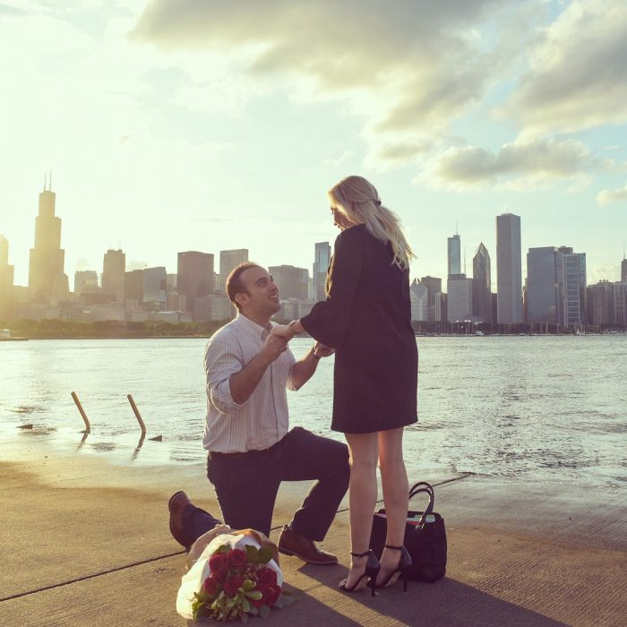 Where to Propose in Adler Planetarium- Chicago