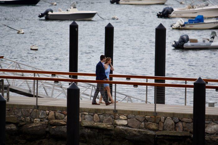 Tyler's Proposal in Belle Haven Club
