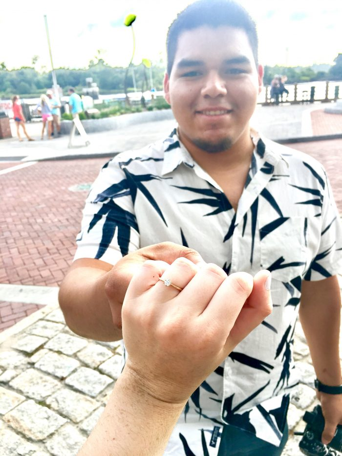 Where to Propose in Downtown Wilmington, NC