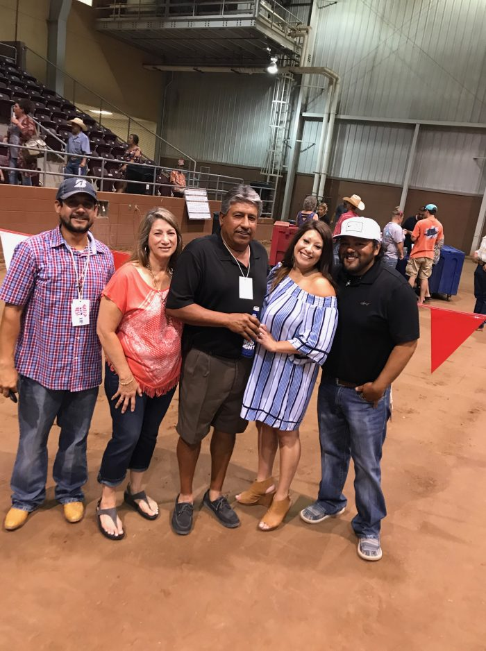 Julia's Proposal in Bulls of the West San Angelo, TX