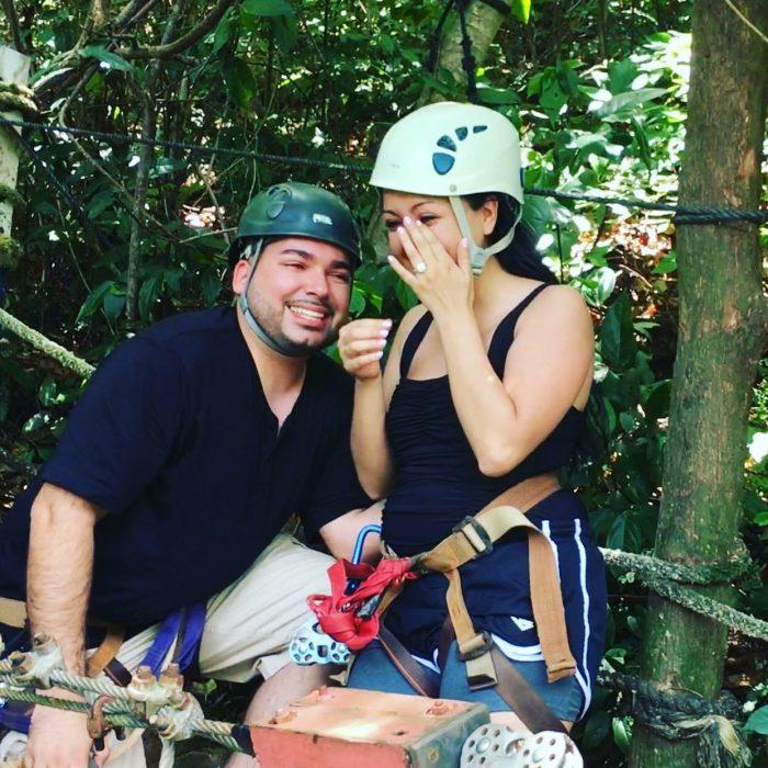 Wedding Proposal Ideas in Roatan, Honduras