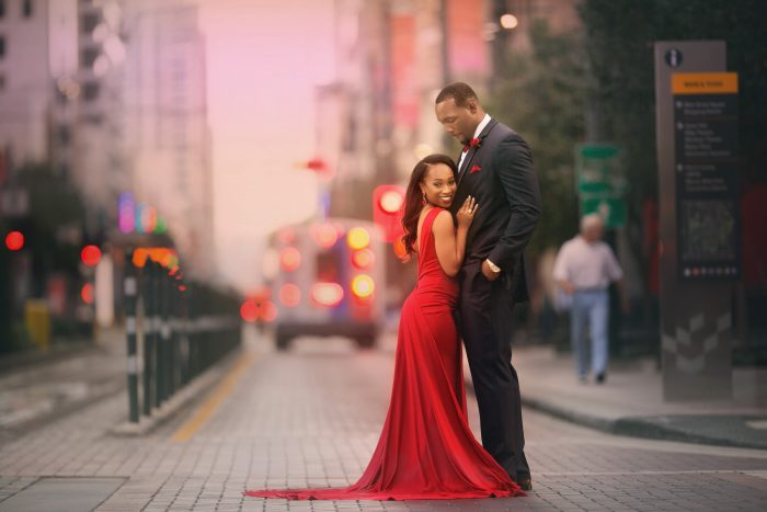 Where to Propose in Sundance Square Fort Worth, TX