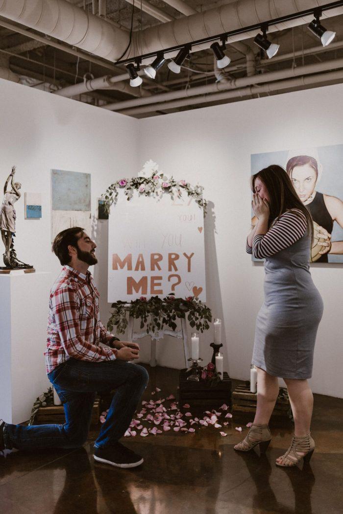 Proposal Ideas Art gallery