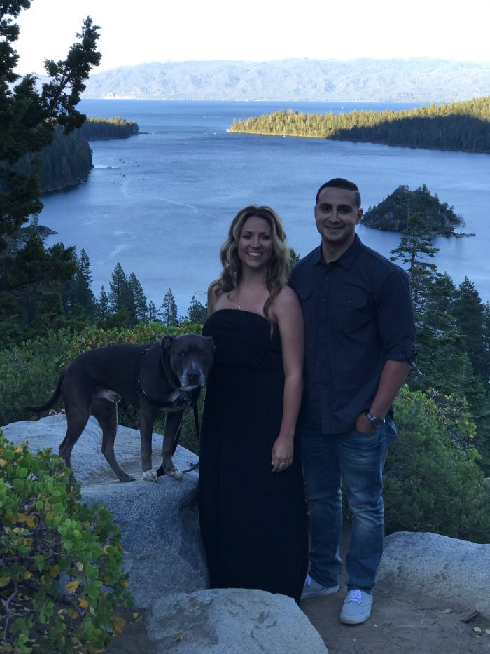 Engagement Proposal Ideas in Emerald Bay - South Lake Tahoe, Ca