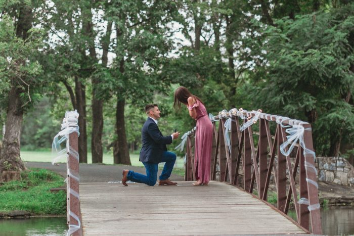 Engagement Proposal Ideas in Clearbrook Park VA