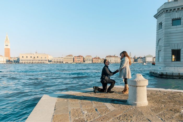 Marriage Proposal Ideas in Venice