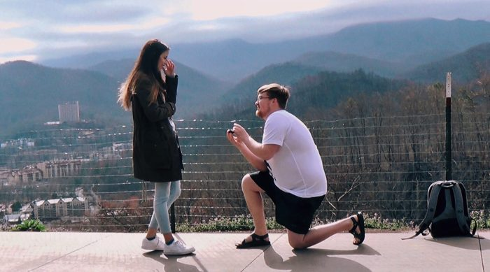 Where to Propose in The Great Smoky Mountains