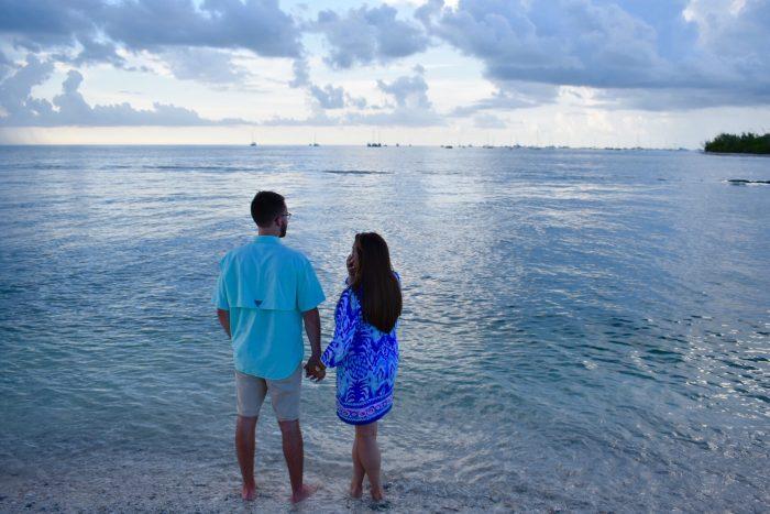 Wedding Proposal Ideas in Sunset Key, Key West