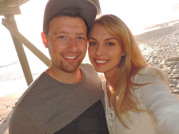 Gerry Summer's Proposal in Trails Beach, San Onofre
