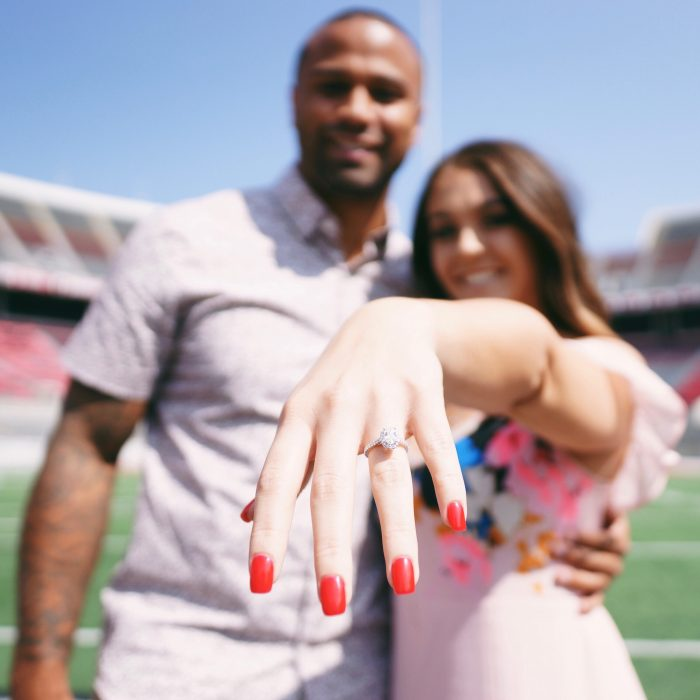 Marriage Proposal Ideas in The Ohio State Football Staduim (The Shoe)
