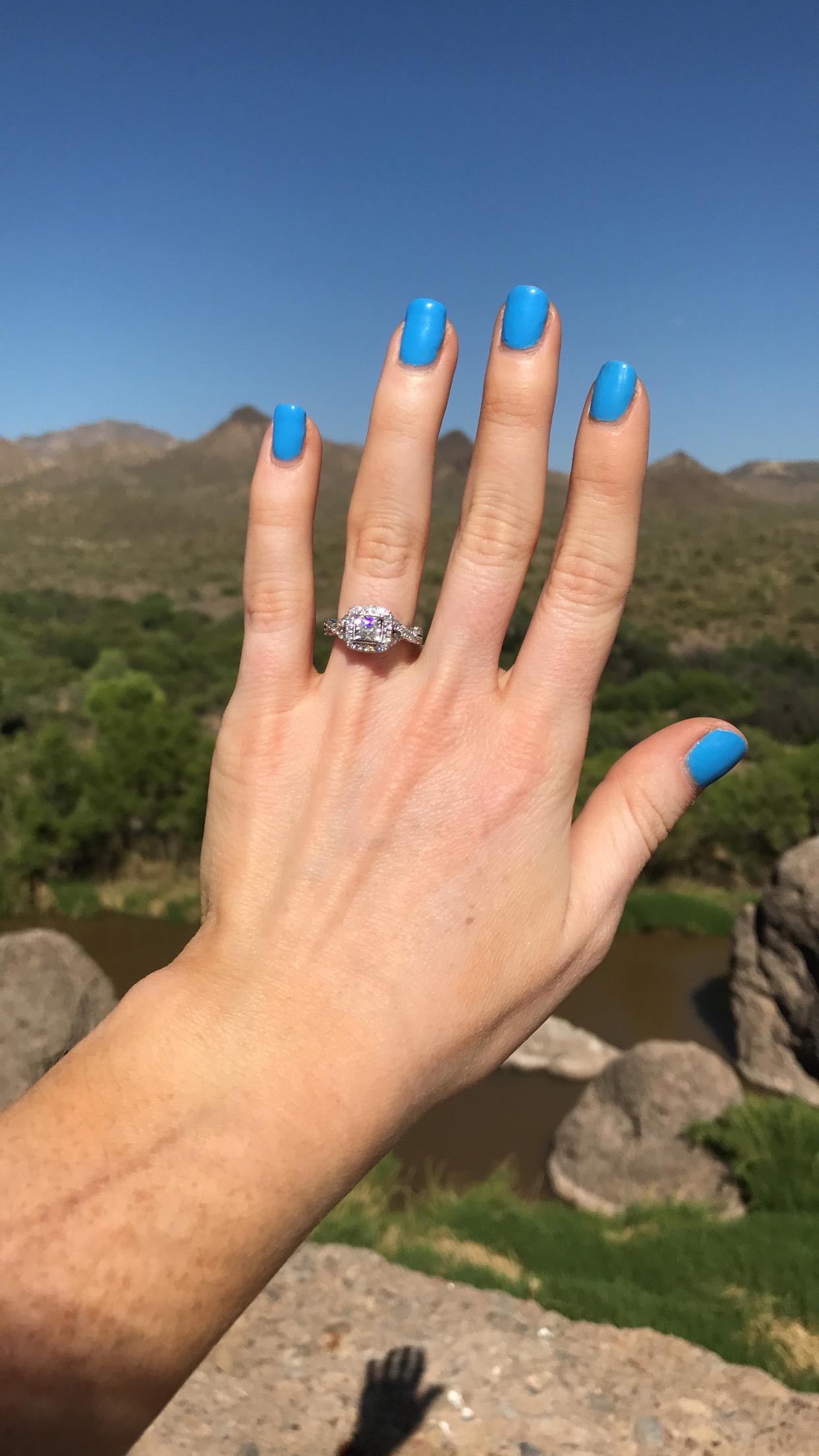 Engagement Proposal Ideas in Rio Verde, Arizona