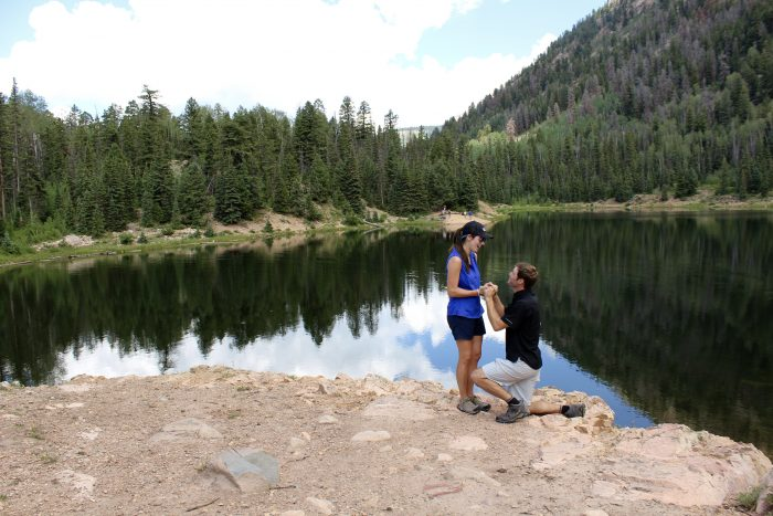 Wedding Proposal Ideas in Durango, Colorado