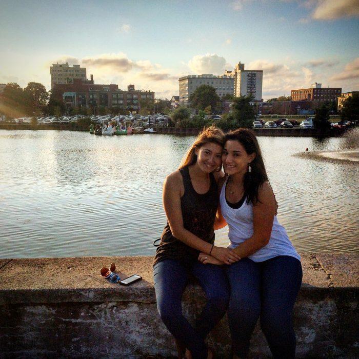 Image 4 of Jaclyn and Lisa