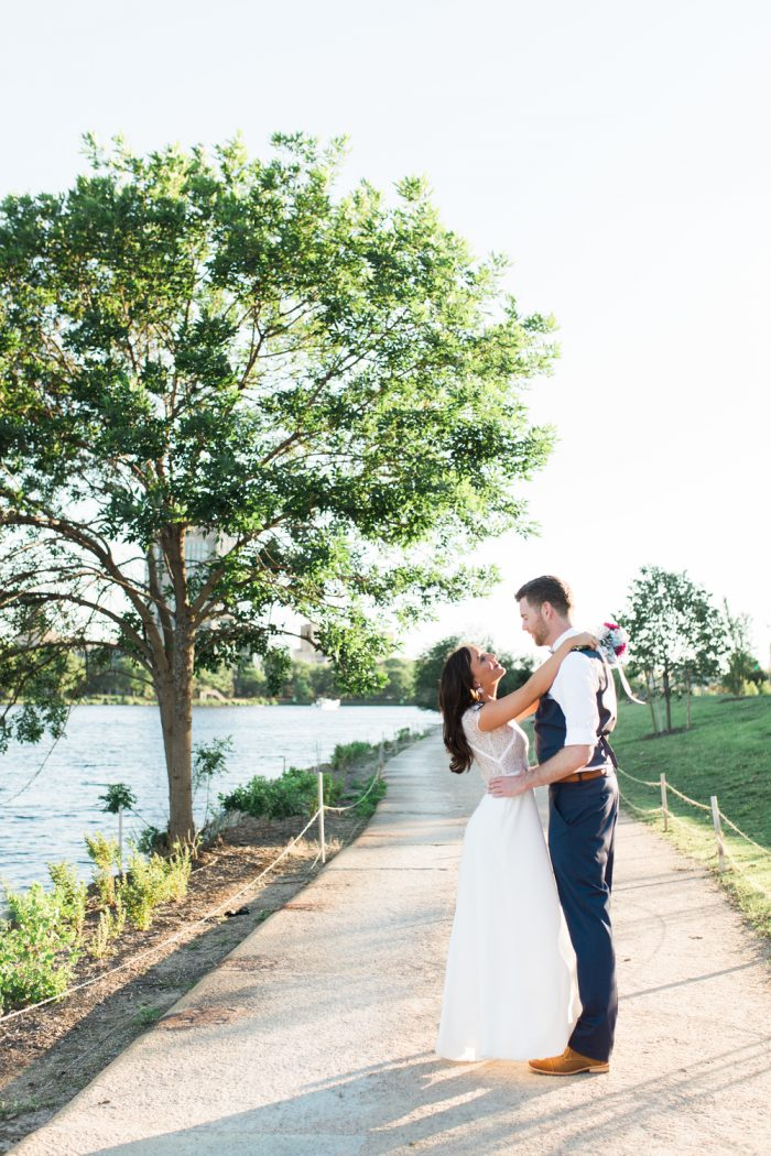 This couple shocked their loved ones with a surprise wedding junglespirit Gallery