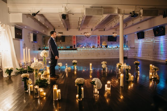 Engagement Proposal Ideas in Staten Island, NY at Eve Ultra Lounge