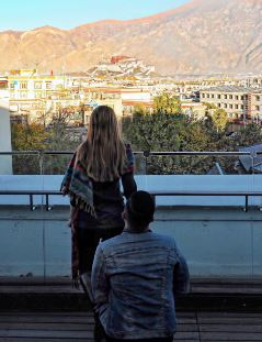 Lauren and Simon's Engagement in Lhasa, Tibet