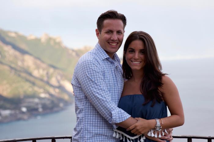 Engagement Proposal Ideas in The Amalfi Coast