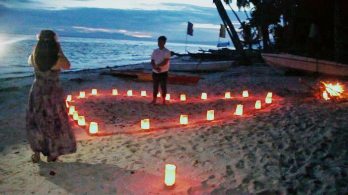 Alter and Newliegay's Engagement in La isla Bonita beach resort, Talikud island, City of samal island Davao, Philippines