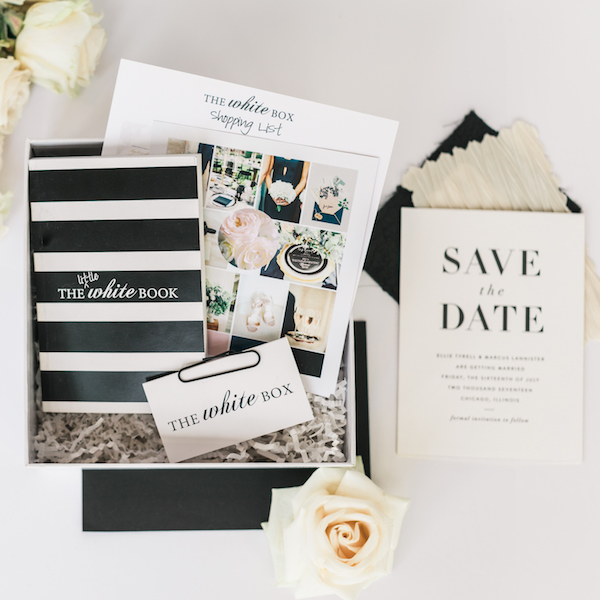 The White Box: A Wedding Planner in a Box
