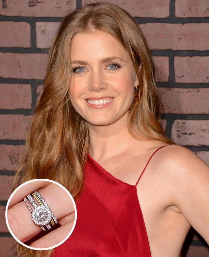 unconventional engagement exclusive top celebrity rings most