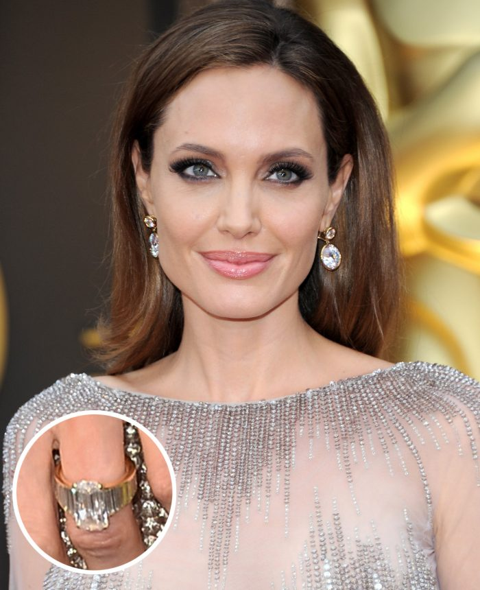 Image 30 of 75 of the Best Celebrity Engagement Rings of All Time