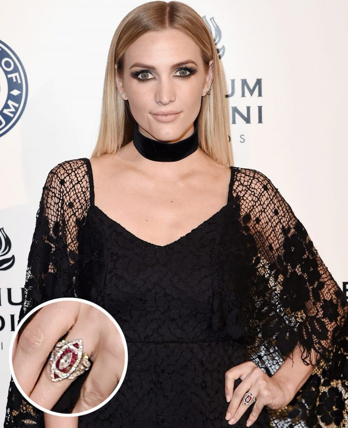 Image 42 of 75 of the Best Celebrity Engagement Rings of All Time