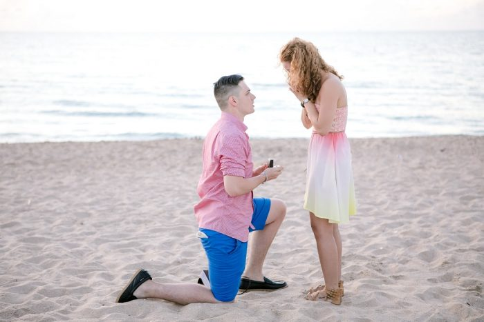 Where to Propose in Fort Lauderdale Beach