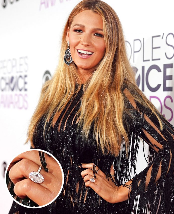 Image 14 of 75 of the Best Celebrity Engagement Rings of All Time