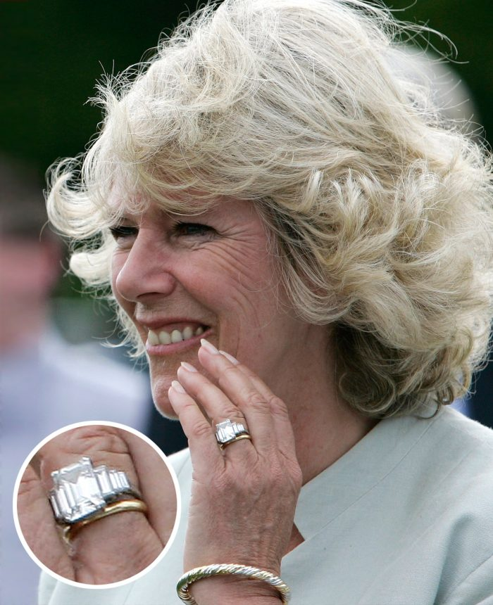 Image 39 of 75 of the Best Celebrity Engagement Rings of All Time