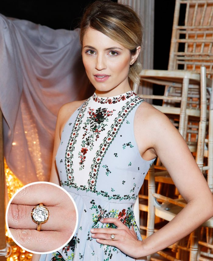 Image 22 of 75 of the Best Celebrity Engagement Rings of All Time