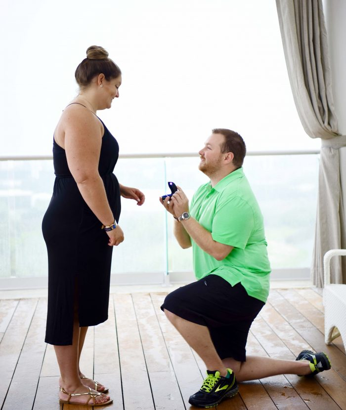 Marriage Proposal Ideas in The Grand Luxxe, Puerto Vallarta, Mexico
