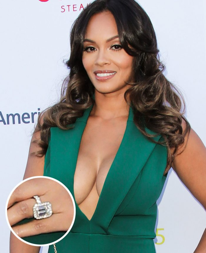 Image 48 of 75 of the Best Celebrity Engagement Rings of All Time