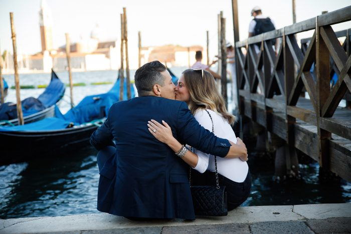 Engagement Proposal Ideas in Venice Italy