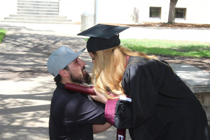 Where to Propose in Texas A&M University