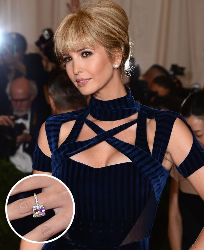 Image 13 of 75 of the Best Celebrity Engagement Rings of All Time