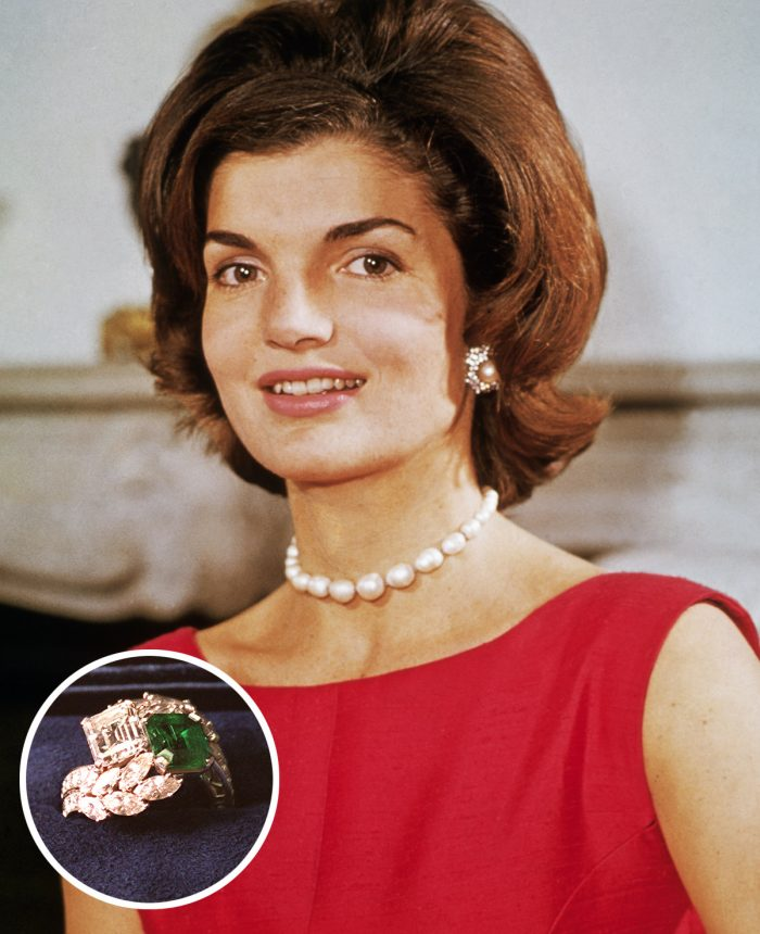 Image 52 of 75 of the Best Celebrity Engagement Rings of All Time