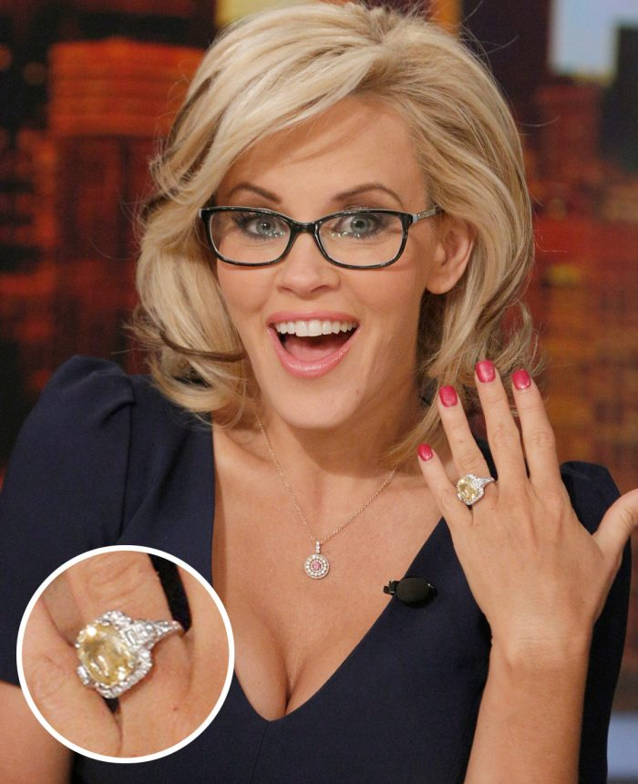 Image 71 of 75 of the Best Celebrity Engagement Rings of All Time