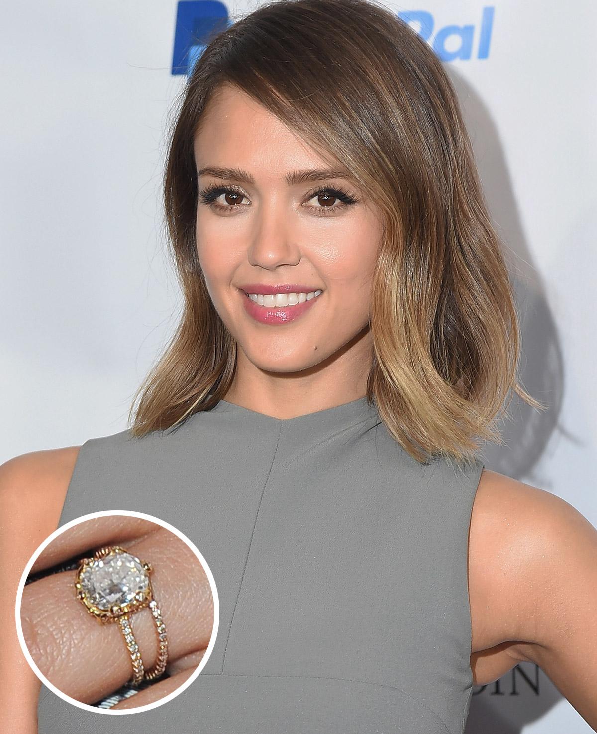 75 Best Celebrity Engagement Rings