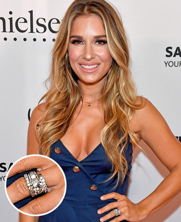 Jessie James Decker Engagement Ring
