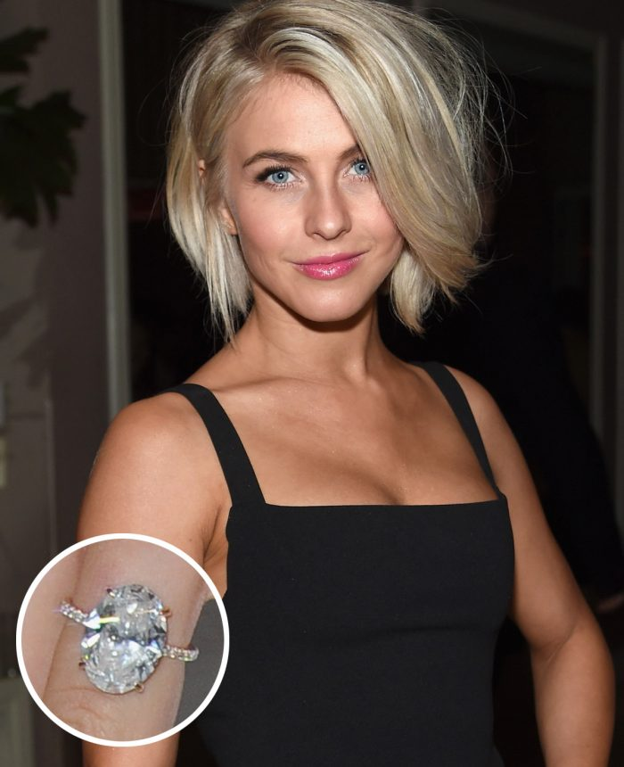 Image 74 of 75 of the Best Celebrity Engagement Rings of All Time